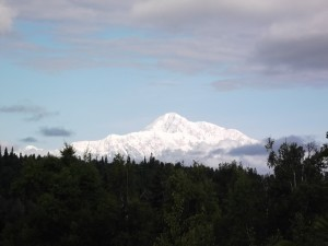 Picture of Mt. McKinley (Mt. Denali for Alaskans)